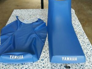 WARRIOR SEAT COVER YAMAHA YFM 350 SEAT COVER*blue* 1987 TO 2004 (Y61)