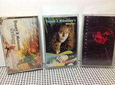 YNGWIE J. MALMSTEEN Cassettes TRILOGY, ODYSSEY, ECLIPSE Guitar God METALLICA DIO