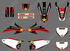 GRAPHIC DECAL For HONDA CRF150 CRF230 CRF150F CRF230F 2008 09 10 11 12 13 14 D7