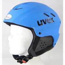 Uvex X-Ride Skihelm blau gebraucht S-M (55-58cm) 16005059