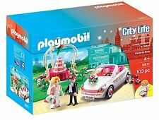 Playmobil 6871 City Life Starter Set-Boda