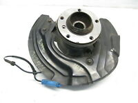 06-13 BMW E90 328XI 335XI SPINDLE HUB KNUCKLE DRIVER LEFT FRONT OEM 12716