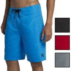 """Hurley One and Only 2.0 21"""" Supersuede Board Shorts Men's Multi Size"""