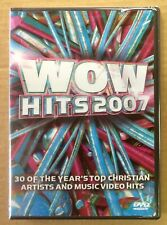 New DVD - WOW HITS 2007 Contemporary Christian Music Video Coll. - 30 Videos CCM
