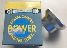 Bower Adapter Rohr für Olympus C5000 auf 52mm Gewinde