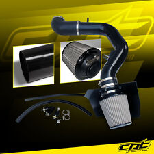 04-08 Ford F150 5.4L V8 Black Cold Air Intake + Stainless Steel Air Filter