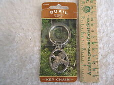 """Vintage Hillman Quail Key Chain """" AWESOME COLLECTABLE USEABLE ITEM """" NOS """""""