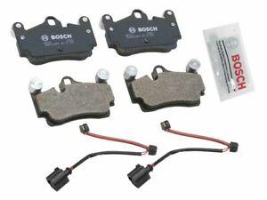 For 2003-2006, 2008-2010 Porsche Cayenne Brake Pad Set Rear Bosch 64545VJ 2004