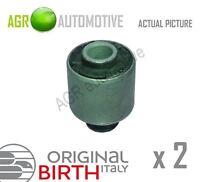 2 x BIRTH FRONT AXLE CONTROL ARM WISHBONE BUSH PAIR OE QUALITY REPLACE 2119