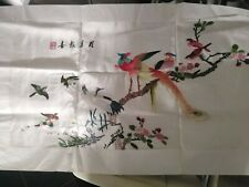 More details for chinese embroidery picture
