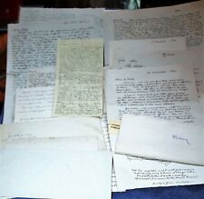 Important collection 400+ love letters 1920's & 30's US Coast Guard Sailor lover