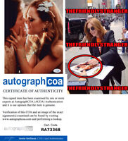 "JULIANNE MOORE signed Autographed ""BOOGIE NIGHTS"" 8X10 PHOTO L Exact Proof ACOA"