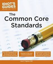 The Common Core Standards Idiot's Guides