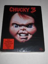 Chucky 3 - Child's Play 3  (1991) - Steelbook - Blu-ray - New & Sealed
