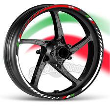kit Adesivi moto APRILIA  strisce RACING9 cerchi ruote stickers label
