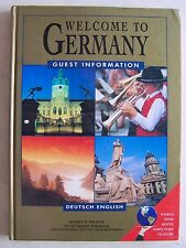 Welcome To Germany Guest Information 180 Pages In English & German Info Guide