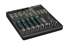 Mackie 802VLZ4, 8-ch Analog Mixer, 3 Onyx Mic Preamps, 3-band EQ 2Day ship FREE