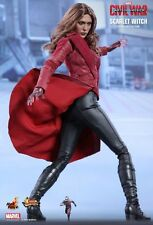 SCARLET WITCH Hot Toys 1/6 Figure (Captain America Civil War) Olsen UK IN STOCK