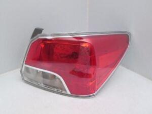 Subaru Impreza Sedan Right Tail Light 12 13 14 15 16 OEM