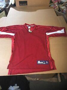 Arizona Cardinals Football Jersey Blank Red NFL Players Assoc. Reebok OnField M