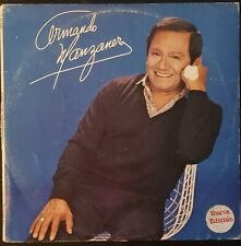 Armando Manzanero Self-titled (1985) Vinyl Record LP