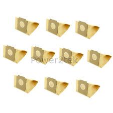 10 x 72 Sacchetti Per DIRT DEVIL dd260 Aspirapolvere 2512 2600