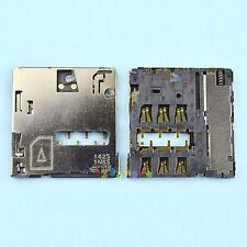 BRAND NEW SIM CARD READER SLOT CONNECTOR HOLDER FOR HTC ONE MAX #B-128