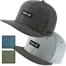 4360d189 Hurley Men's Dri-FIT Phantom One and Only Snapback Hat Cap