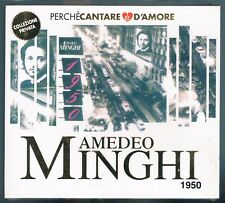AMEDEO MINGHI 1950 CD F.C. SIGILLATO!!!