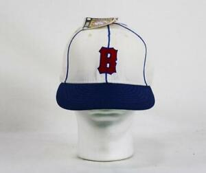 1939 Baltimore Elite Giants Game Issued Fitted Negro League Baseball Hat Cap