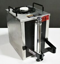 Bunn O Matic 15 Gpr Ff Portable Server Coffee Top Handle Missing Spout Used
