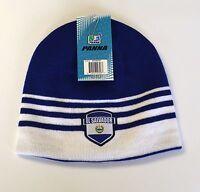 El Salvador Beanie Reversible Logo Flag Gorro Gorra Pom Knit Hat Cap Hat Soccer