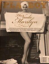 PLAYBOY Magazine (December 2012)l MARILYN MONROE - Gala Christmas Issue - NEW