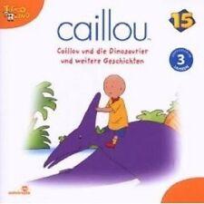 CAILLOU 15 CD KINDERHÖRBUCH NEU