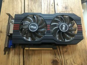 Asus Nvidia Geforce GTX 750 TI Graphics Card - HARDLY USED