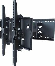 Heavy Duty Pull Out TV Wall Bracket for JVC 49 Inch TVs
