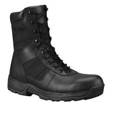 """Propper Men's Series 100 8"""" Side Zip Boot, Black"""