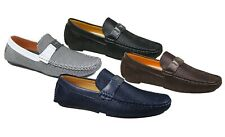 Loafers Man Class Summer Casual Elegant Faux Leather