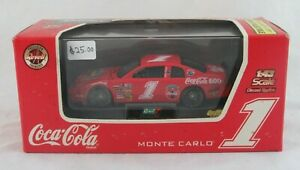 Revell Coca Cola #1 Monte Carlo 1:43 Diecast Car