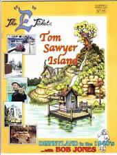 THE E TICKET #37 - magazine - Spring 2002 Walt Disney fanzine Tom Sawyer Island