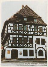 AK Lutherhaus in Eisenach 1991