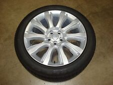 "21"" 13-17 Range Rover SUPERCHARGED Wheel RIM OEM Factory SC 14 15 72246 B Land"
