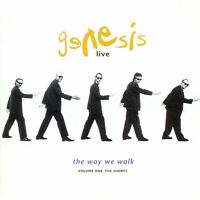 Genesis CD Live / The Way We Walk (Volume One: The Shorts) - Europe (M/EX)
