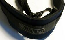 OP/TECH USA Shoulder/Neck Strap for Camera Black Finish