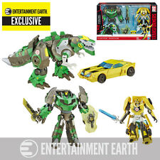 Transformers Platinum RID Grimlock and Bumblebee - EE Exclusive - FAST SHIPING