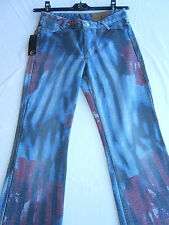 CAVALLI  women's reversible Jeans. Size 27. New