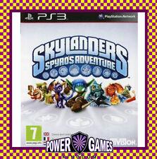 Skylanders spyro's adventure Game Only PS3 (Sony PlayStation 3) Brand New