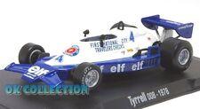 1:43 TYRRELL 008 - RBA F1 (1978) - Patrick Depailler (040)