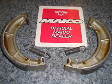 EBC Maico front brake shoes fits 1978-80 400-440 - New!