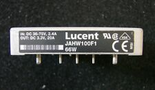 Lucent JAHW100F1 66W DC/DC Converter 36-75V to 3.3V/20A